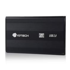Case Externo para HD 2,5 USB 2.0 Slim Notebook- PRETO