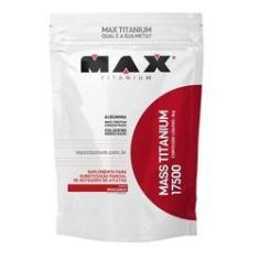 Albumina Sabor Morango 3kg - Max Titanium