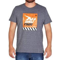 Imagem de Camiseta Estampada Onbongo - /laranja - G
