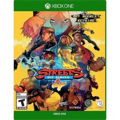 Imagem de Jogo Streets of Rage 4 Xbox One DotEmu