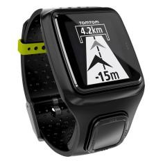 d87f59a9811 Relógio Monitor Cardíaco TomTom Runner