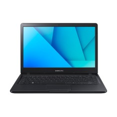 "Notebook Samsung Essentials E Intel Celeron 3855U 4GB de RAM HD 500 GB 14"" Windows 10 E25S"