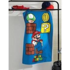 Imagem de Toalha de Banho Infantil - Super Mario 04 - Felpuda - Dohler