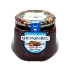 Imagem de Geléia Queensberry Diet Sabor Frutas s 280g