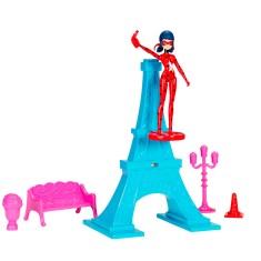 Imagem de Boneca Miraculous Ladybug Torre Eiffel Sunny