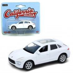 Imagem de Miniatura Porsche Macan Turbo Welly California Minis