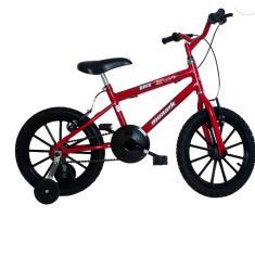 Imagem de Bicicleta Monark Lazer Aro 16 Freio V-Brake BMX