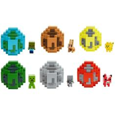 Imagem de Minecraft Spawn Egg Mini Figure Sortimento