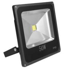 Imagem de Refletor Holofote Super Led - 50W - Branco Frio - Bivolt IP66 - Lcq