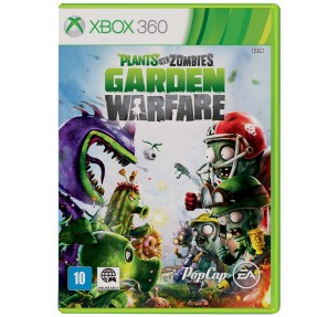 Jogo Plants vs Zombies: Garden Warfare Xbox 360 Popcap