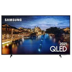 "Smart TV QLED 65"" Samsung 4K HDR QN65Q60AAGXZD 3 HDMI"