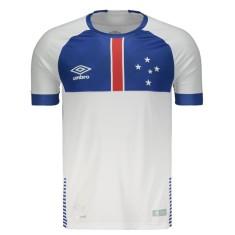 Camisa Cruzeiro II 2018 19 Torcedor Masculino Umbro 30e554e200edf