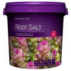 Imagem de Sal Marinho Para Aquários Reef Salt Aquaforest Balde 22kg