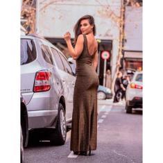 Imagem de Vestido Miss Misses arco decote /