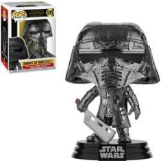 Imagem de Funko Pop Star Wars Knight of Ren Heavy Blade 335 Exclusivo