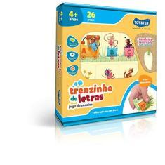 Imagem de Trenzinho de Letras Toyster Brinquedos