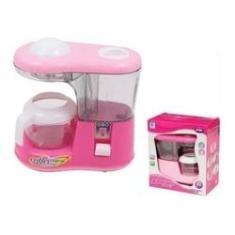 Imagem de Brinquedo Mini Cafeteira Infantil Pica Pau 3210