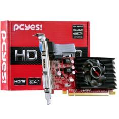 Placa de Video ATI Radeon HD 6450 1 GB DDR3 64 Bits PCYes PS64506401D3LP