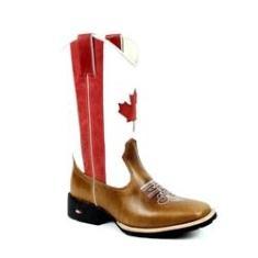 Imagem de Bota Mr West Boots Canadá Tabaco