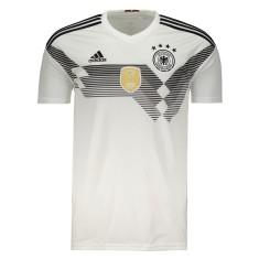 Camisa Alemanha I 2018 19 Torcedor Masculino Adidas ca58a77a8bb