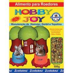 Imagem de Hobby Joy - Ração p/ Hamster 500g - Zootekna