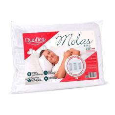 Imagem de Travesseiro Duoflex Nasa Molas Alto NM1100 50x70