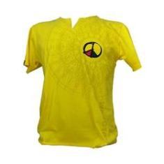 Imagem de Camiseta Olodum Mandala Gola V