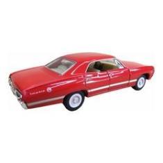 Imagem de Kit 12 Miniatura Chevrolet Impala 1967