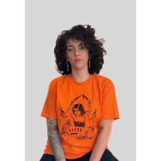 Imagem de Camiseta Bleed Tequila Sunrise Laranja