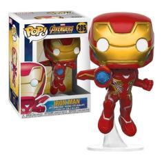 Imagem de Pop! Funko Iron Man Homem De Ferro Avengers | Marvel - #285