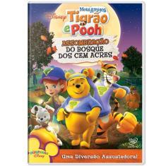 Imagem de DVD Tigrão e Pooh: Assombração do Bosque dos Cem Acres