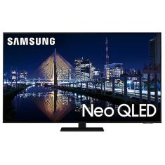 "Smart TV Neo QLED 85"" Samsung 4K HDR QN85QN85AAGXZD 4 HDMI"