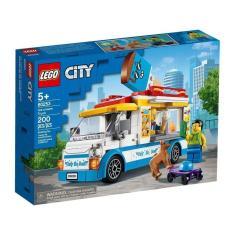 Imagem de Lego City 60253 Van De Sorvetes 200 Peças