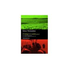 O Continente - Vol. 1 e 2 - Verissimo, Erico - 9788535923575