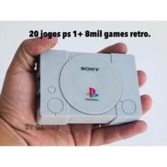 Imagem de Mini Playstation 1 com 22 Mil Jogos