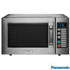 Micro-ondas Panasonic 22 Litros NE-1037RUK Inox