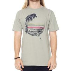 Imagem de Camiseta Hurley Silk Lost In Bali Verde