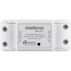 Imagem de Controlador Inteligente para Ambientes Intelbras - Controle smart Wi-Fi -  - EWS 201 E