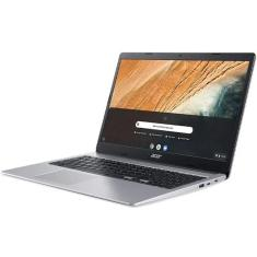 "Notebook Acer Chromebook CB315-3H-C2C3 Intel Celeron N4000 15,6"" 4GB eMMC 32 GB Chrome OS Wi-Fi"