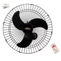 Imagem de Ventilador de Parede com Controle Remoto Turbão 60 cm 3 Pás 4 Velocidades
