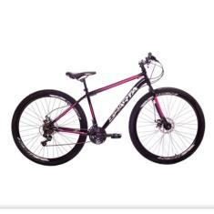 Bicicleta Shimano Lazer 21 Marchas Aro 29 Suspensão Dianteira a Disco Mecânico SPARTA