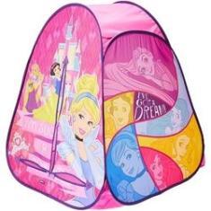 Imagem de Barraca Infantil Portátil Princesas Disney 4638 - Zippy Toys