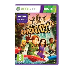 Jogo Kinect Adventures Xbox 360 Microsoft