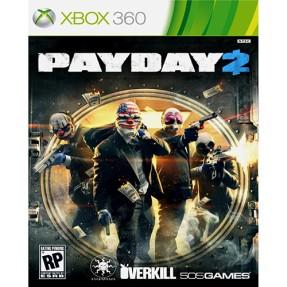 Imagem de Jogo Payday 2 Xbox 360 505 Games