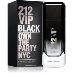 Imagem de Perfume 212 Vïp Black 200ml Eau de Parfum Masculino