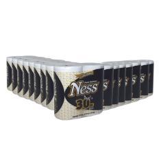 Imagem de Papel Higiênico Ness Folha Dupla Neutro fardo com 16 pacotes com 4 rolos cada