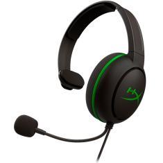 Headset com Microfone HyperX CloudX Chat Xbox