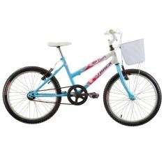 Bicicleta Track & Bikes Aro 20 Freio V-Brake Cindy