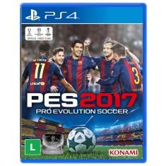 Imagem de Jogo Pro Evolution Soccer 2017 PS4 Konami