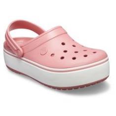 Imagem de Crocs - 205434 - Crocband Platform Clog Blossomwhite